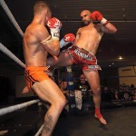mateusz of hanuman gym fighting muay thai