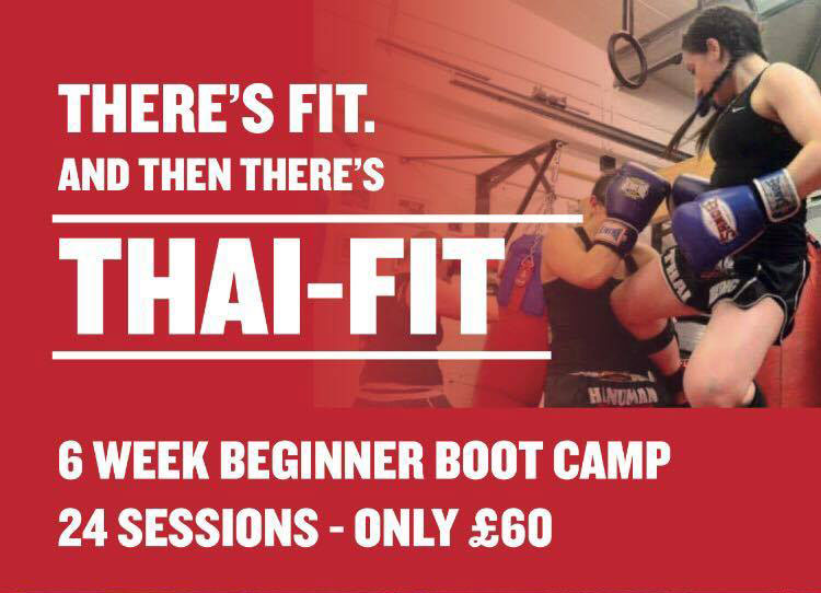 muay thai beginners course