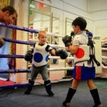 roan training kids