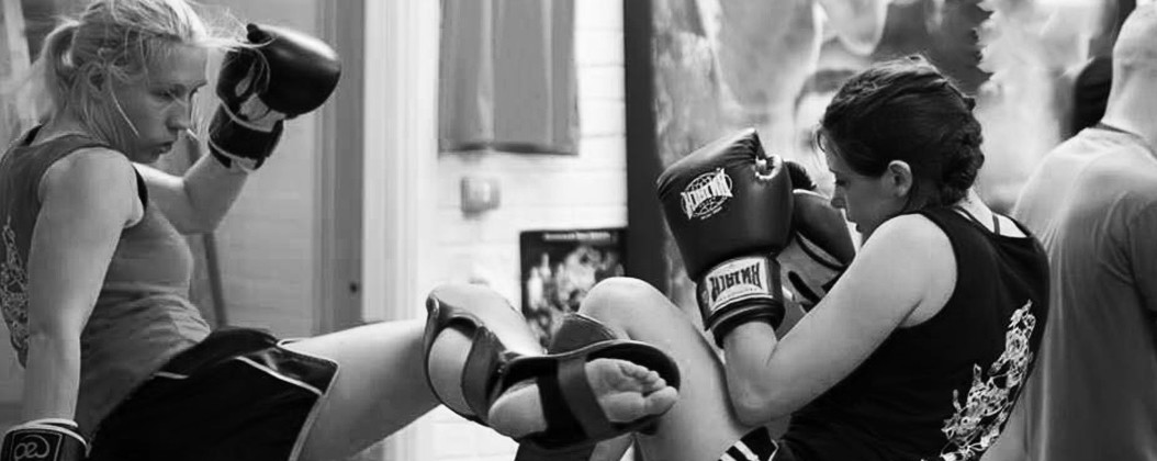 women muay thai edinburgh